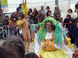 парцалена кукла на карнавал в Сесимбра - снимка - kikabelata