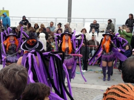 вещици на карнавал в Сесимбра - снимка - kikabelata