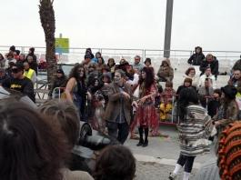 зомбита на карнавал в Сесимбра - снимка - kikabelata