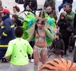 деца на карнавал в Сесимбра - снимка - kikabelata