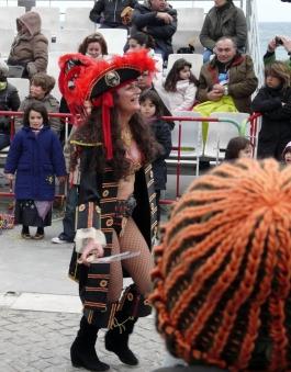 пиратка на карнавал в Сесимбра - снимка - kikabelata