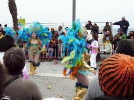 папагали на карнавал в Сесимбра - снимка - kikabelata