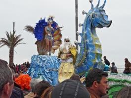 нептун на карнавал в Сесимбра - снимка - kikabelata