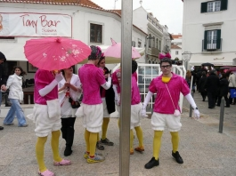 патоци на карнавал в Сесимбра - снимка - kikabelata