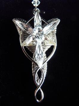 Arwen's pendant evenstar