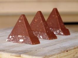 Toblerone - Matterhorn from chocolate