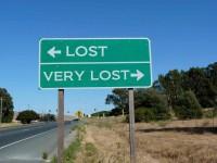 изгубен - много изгубен - източник: интернет