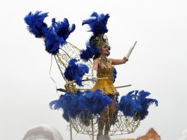 карнавал в Сесимбра - снимка - kikabelata